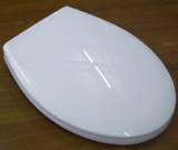 Shires Viva White Toilet Seat and Cover - 02015580